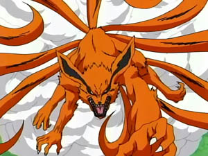 Naruto >> Summons & Bijuu >> Demon Fox, The Nine-tailed Fox